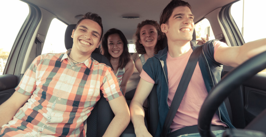 Teens & Car Insurance Pasadena CA