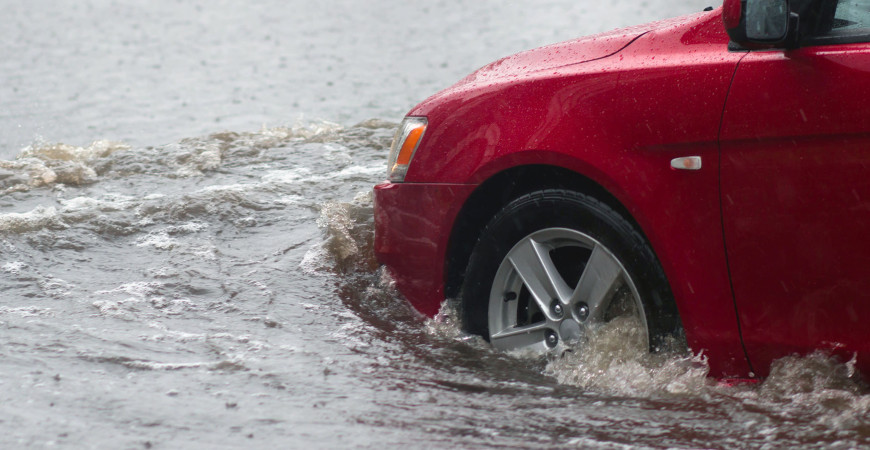 Floods & Car Insurance in Pasadena, CA