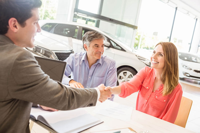 The Car Buying Guide for First-Time New Car Buyers