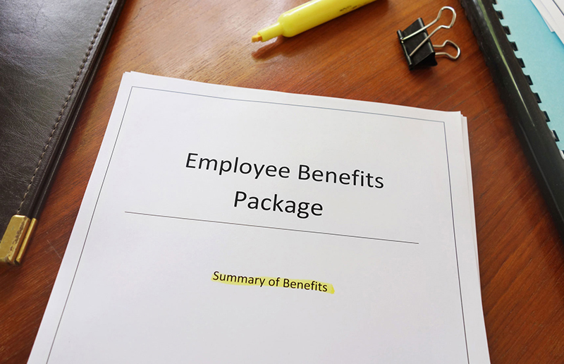 Build a Fantastic Employee Benefits Package