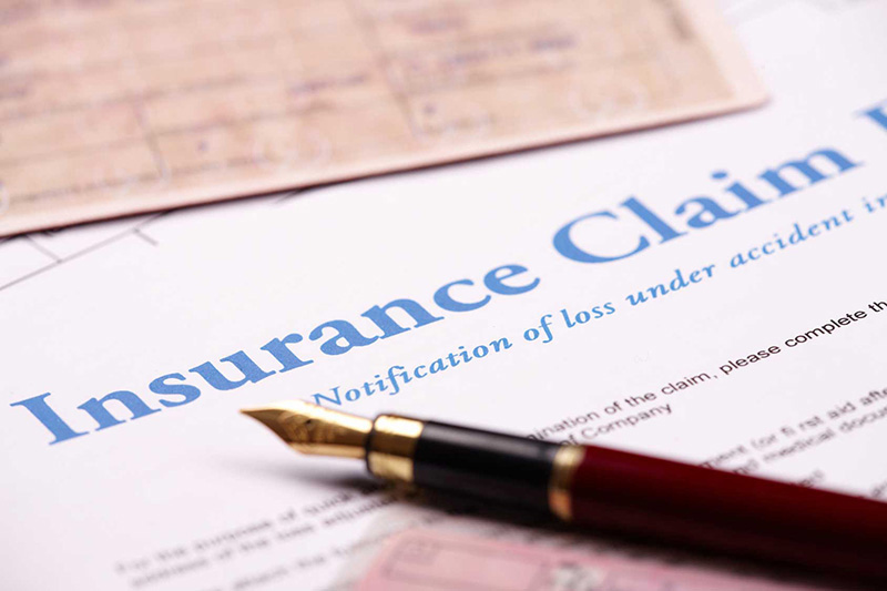 concept of insurance claim